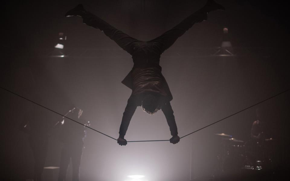 BORN TO BE CIRCUS