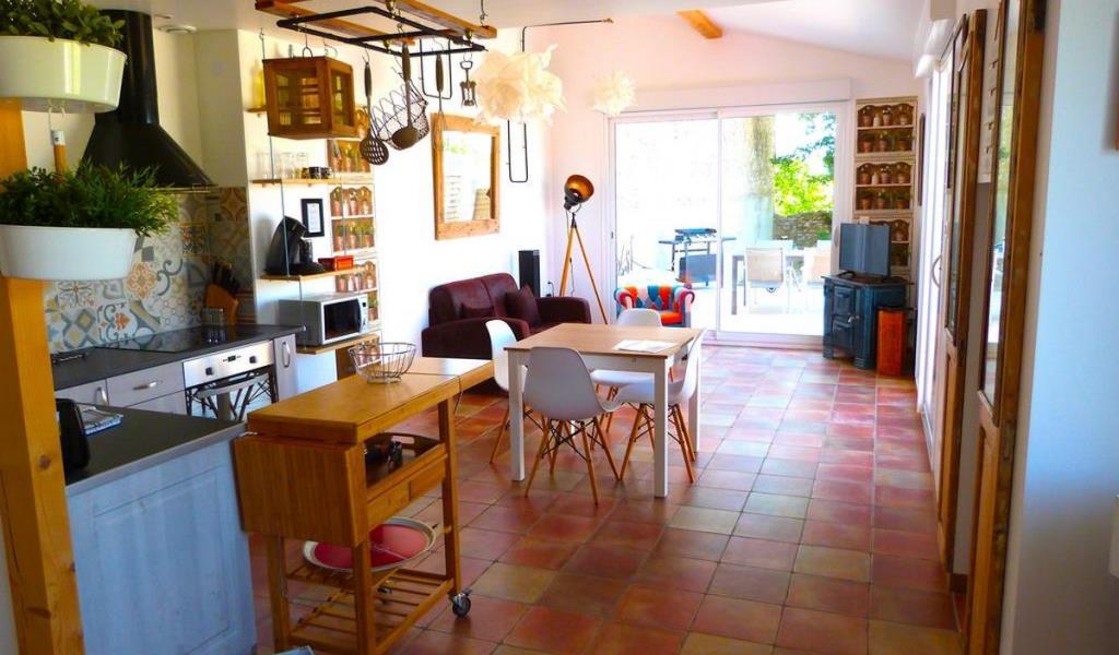 Domaine Chantelauze - Gîte L'Oustalet