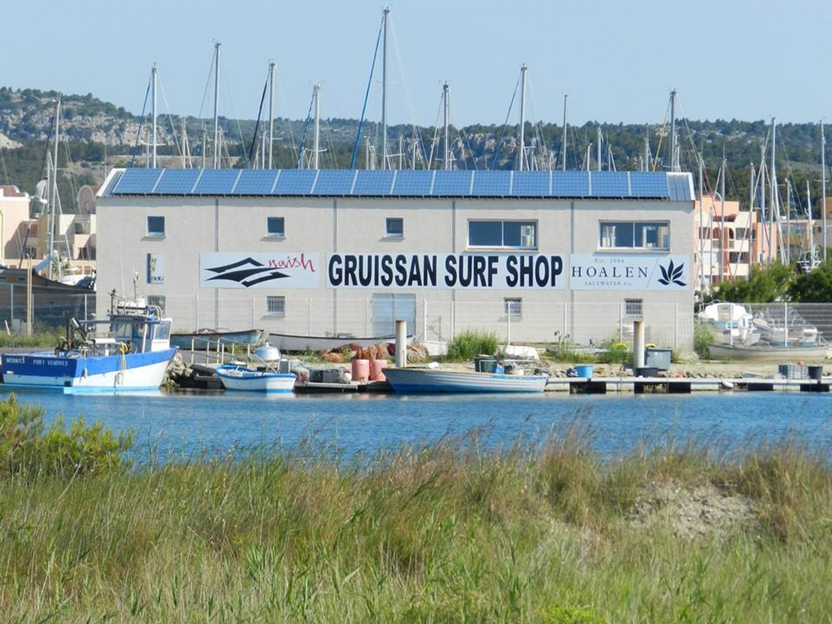 GRUISSAN SURF SHOP