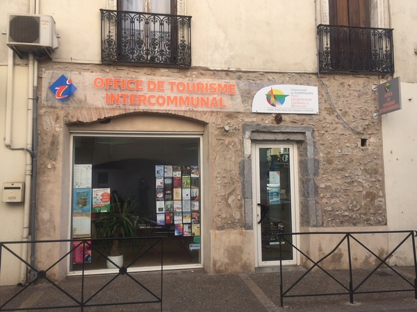 OFFICE DE TOURISME INTERCOMMUNAL DE LEZIGNAN-CORBIERES