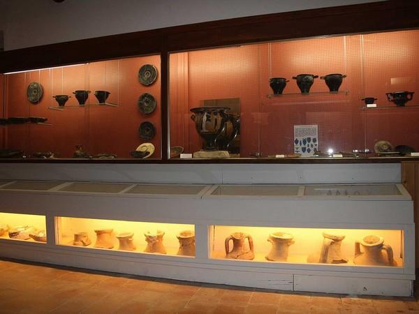 MUSEE ARCHEOLOGIQUE PEYRIAC DE MER