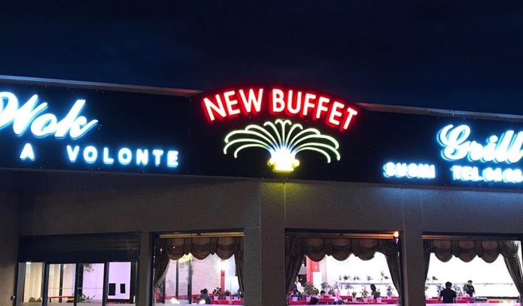 NEW BUFFET