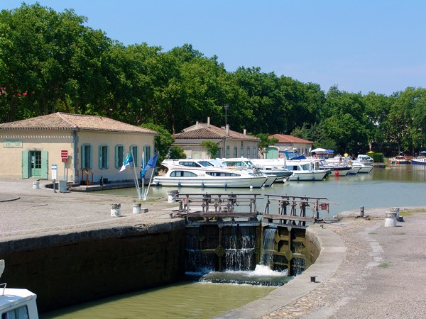 PORT DE PLAISANCE DE CARCASSONNE